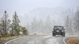 Te sem bízol a többi sofőrben a téli utakon?