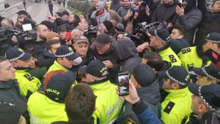 Tüntetések közepette nevezik ki a grúz legfelsőbb bíróság új tagjait