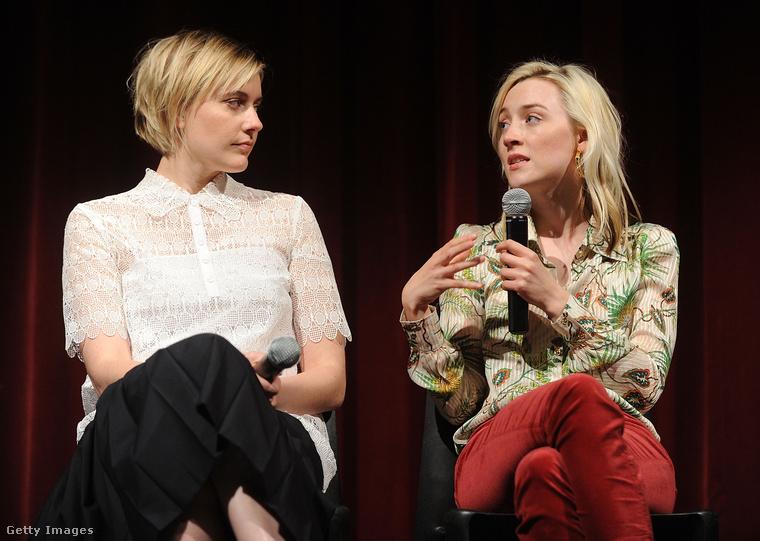 2017 novemberében mutatták be az amerikai mozik a Lady Bird című filmet