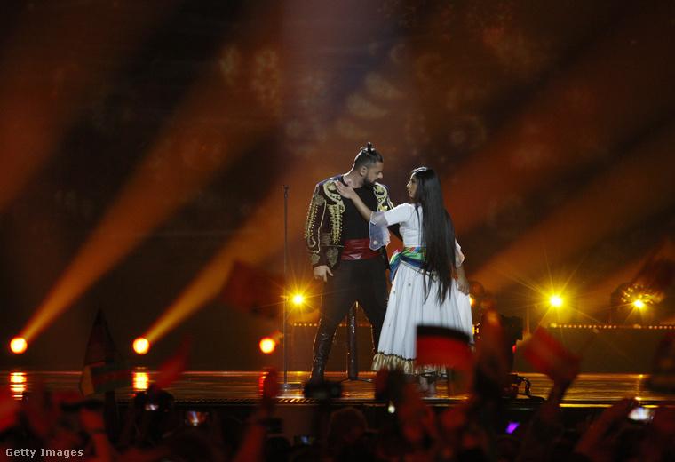 Május 13-án volt az az Eurovízió Kijevben, amin Pápay Joci képviselte Magyarországot az Origó című dallal