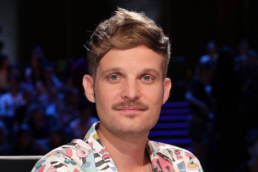 Puskás Peti és öccse nagyon hasonlítanak - A 26 éves Dani is énekes