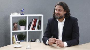 A teljes interjú Deutsch Tamással