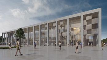 Elkezdődött a 15 milliárdos nagykanizsai sportcsarnok építése