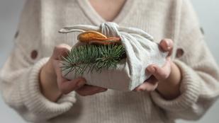 Mi így óvjuk a környezetünket karácsonykor. És te?
