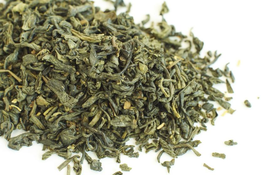 zöld tea kicsi