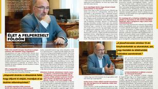 Fideszes propagandaújságból Pikó András propagandaújságja lett a Józsefváros című lap
