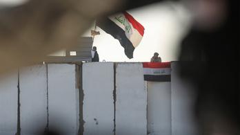 Tüntetőket lőtt agyon egy fegyveres Irakban