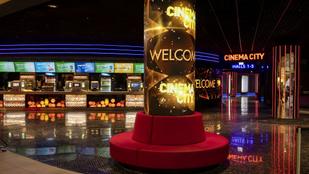 Ismét megnyitott a mozi a Mammut 2-ben