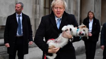 Exit poll: Boris Johnson tarolhat, meglenne a többsége