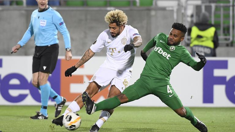 A Fradi a sorsdöntő meccsen csak 1-1-et játszott, kiesett az EL-ből