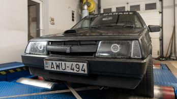 Totalcar Erőmérő: Lada 2108 Samara