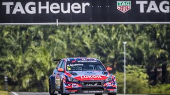 WTCR-szezonzáró: Michelisz mintaszerűen kezdett, de nem elégedett