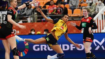 A női kéziválogatott játszhat az olimpiáért