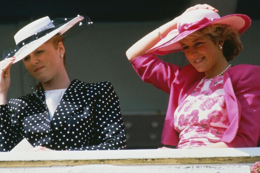 Diana riválisaként emlegették - A hercegnővel való kapcsolatáról vallott Sarah Ferguson