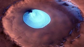 A marsi vizet csapolhatják a jövő asztronautái