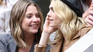 Valaki feltörte Cara Delevingne Twitterjét, az illető örülne, ha a modell szakítana barátnőjével