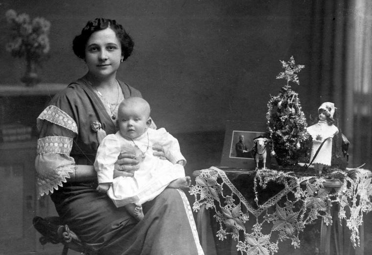 A karácsony a mai, vallásos tartalomtól eltávolodott formája a 19