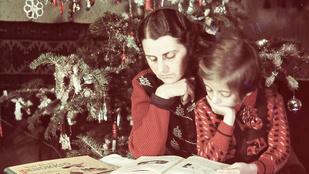 A múlt évszázad karácsonyai – Így ünnepeltek nagyszüleink