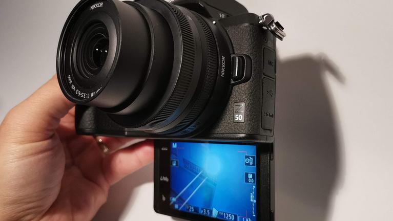 Önarckép a Nikon szelfikamerájával? Sok szerencsét!