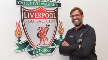 Hosszabbított a Liverpool sikeredzője