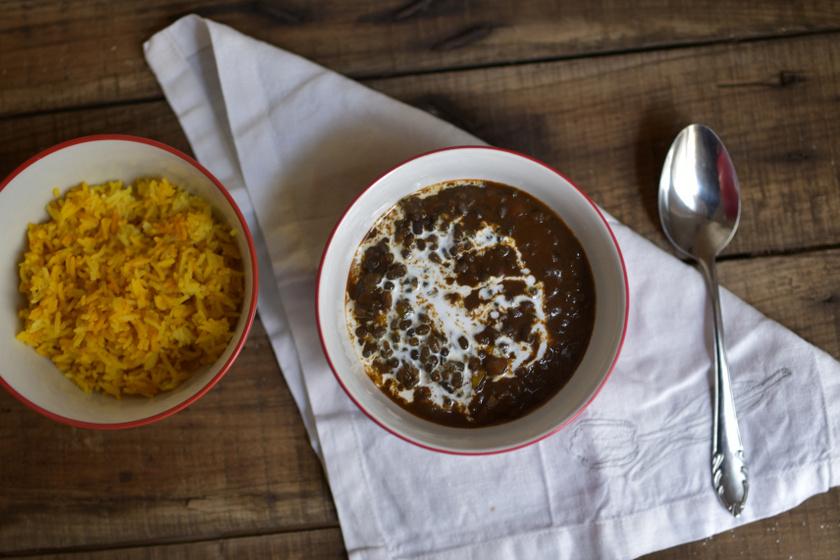 Kedvenc lencsefőzelékünk illatos indiai fűszerekkel: bőséget hoz az újévre