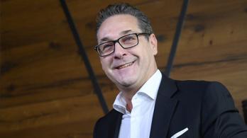 Kizárták Strachét az FPÖ-ből, el se ment a meghallgatására