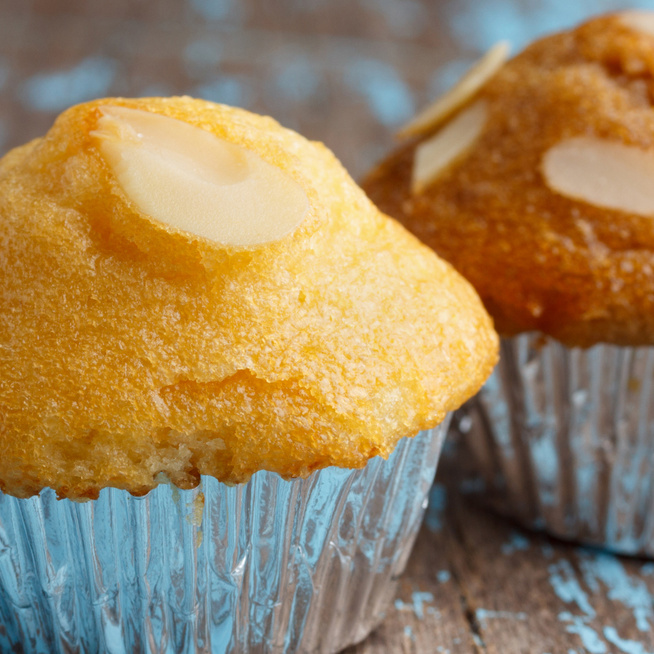 Édesen vigyáz az alakodra ez a gabonamentes mandulás-fahéjas muffin