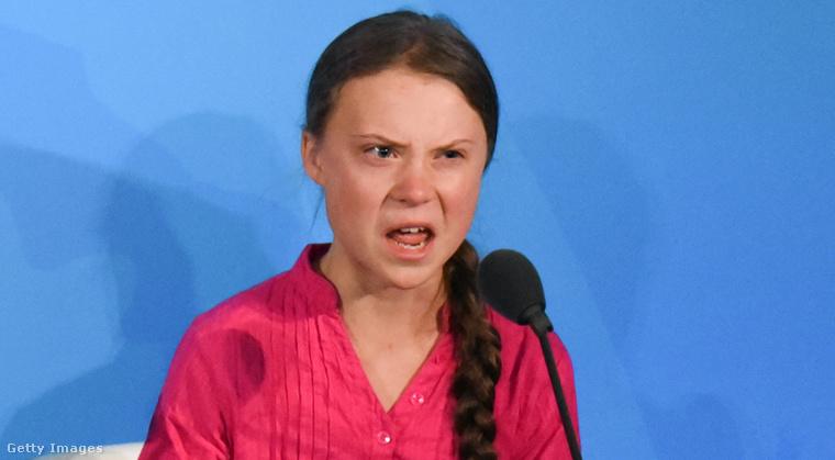 1. Greta Thunberg