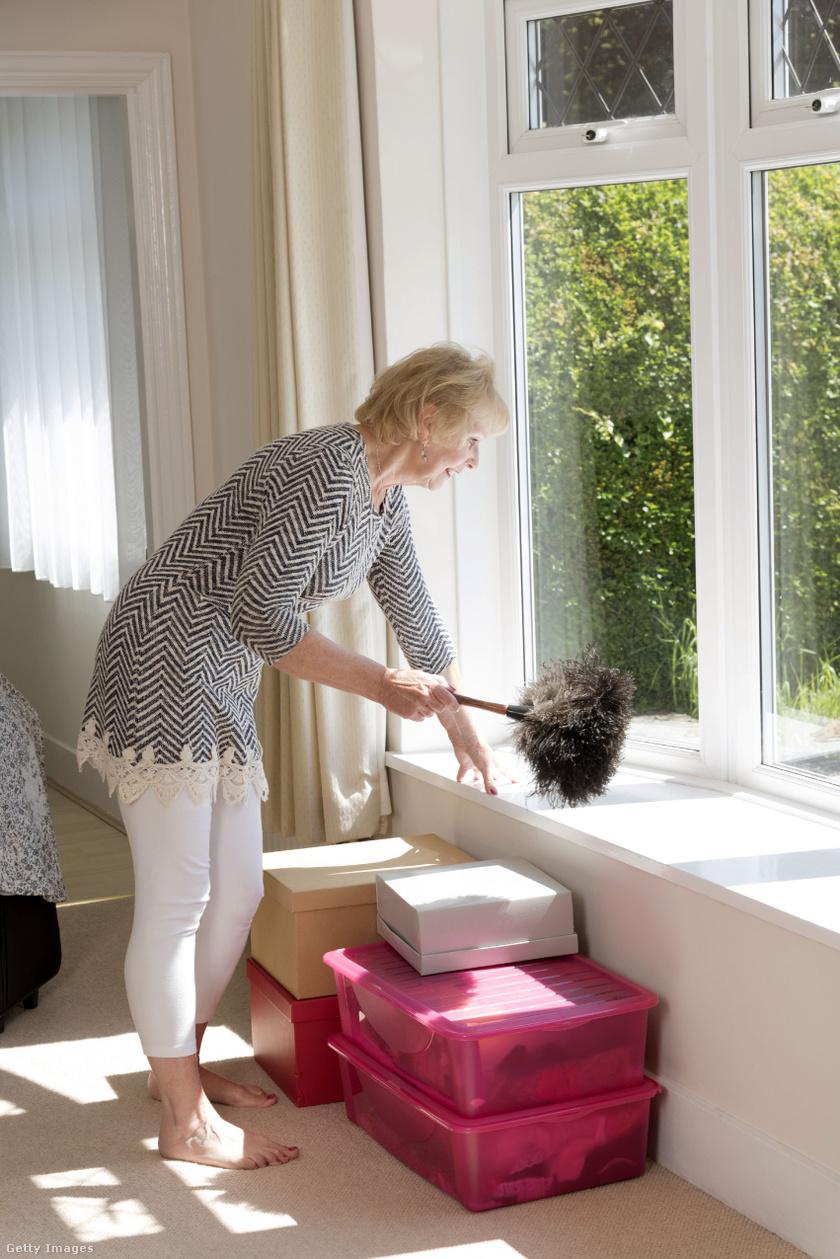 takarítás otthon jól