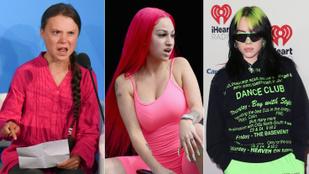 Greta Thunbergtől Billie Eilishig: így öltözködnek a legaktuálisabb húsznál fiatalabb hírességek