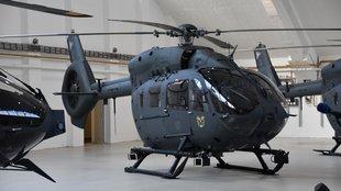 Újra német gépek a szolnoki hangárban