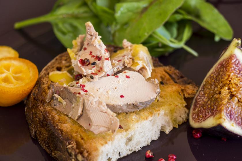 Ilyen a tökéletes libamáj zsírjában: karácsonyi előételnek is kiváló