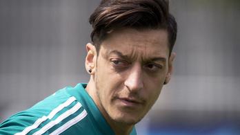 Özil kritizálta Kínát, az Arsenal rögtön elhatárolódott