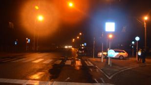 Pár óra alatt négyszer gázoltak zebrán Győr-Moson-Sopron megyében