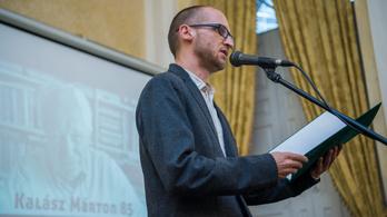 Demeter Szilárd elismerte, be akarták szántani a Nemzeti Kulturális Alapot
