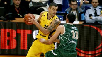 Tíz hónap házi őrizetet kapott Milan Gurovics volt kosárlabdázó, mert megverte a feleségét és a lányát