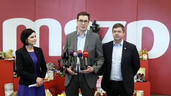 MSZP: Az ellenzéknek 2022-ben is közösen kell indulnia