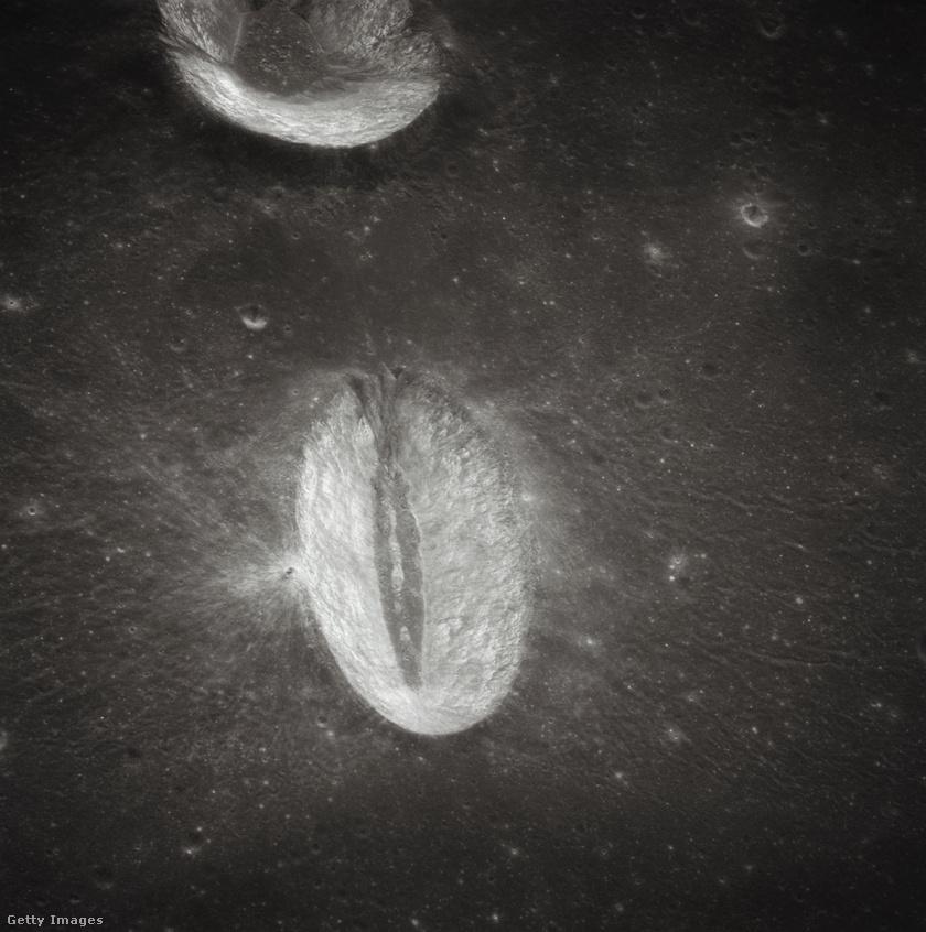 hold felszíne