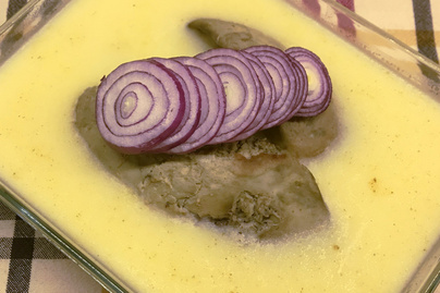 Libamáj zsírjában anyósom receptje alapján - A legfinomabb vendégváró fogás