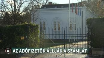 A kormány a budai Ybl-villát adja ingyen a Türk Tanácsnak
