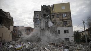 Albániai földrengés: gyilkossággal és hivatali visszaéléssel tartóztattak le épülettulajdonosokat