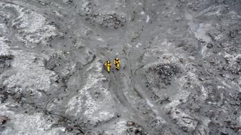 Tizenhatra nőtt az új-zélandi vulkánkitörés hallottainak száma