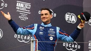 Michelisz Norbi a WTCR bajnoka!