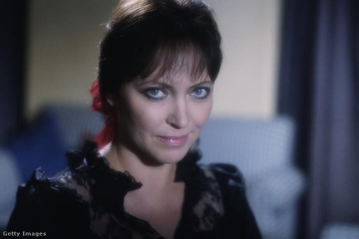 Anna Karina az 1985-ös L'Ile au Tresor című filmben