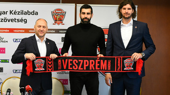 Európa-bajnok kapust igazolt le a Veszprém