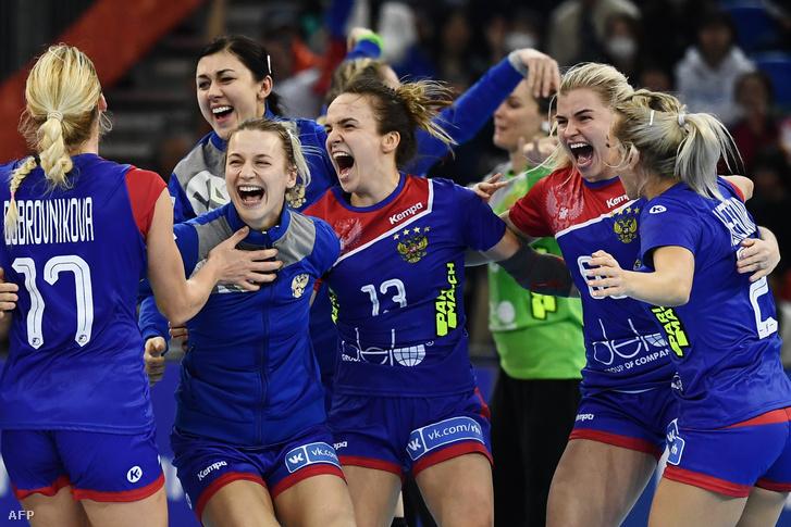 Az orosz női kézilabda-válogatott nyerte a világbajnokság bronzérmét Norvégia legyőzésével a japán Kumamotóban