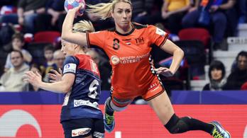 Óriási dráma végén lett Hollandia világbajnok női kézilabdában