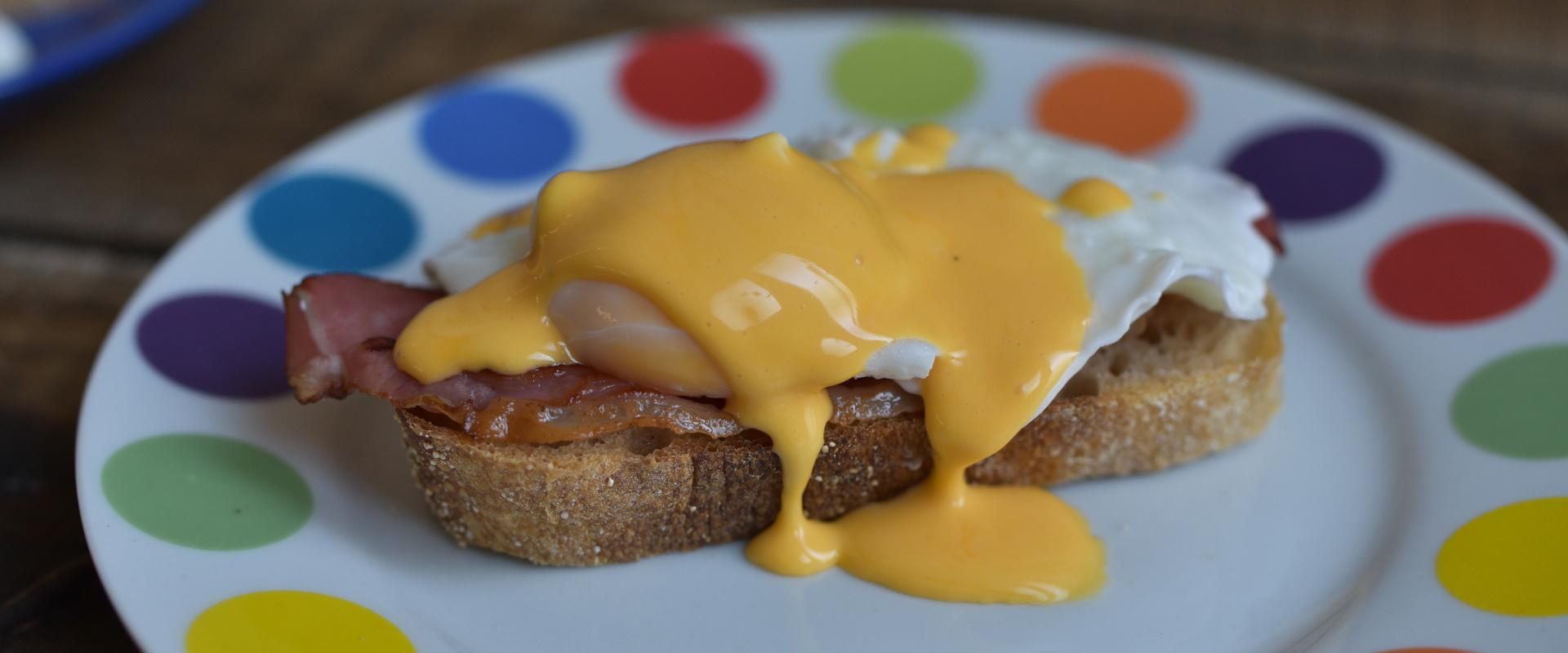 eggs benedict cover