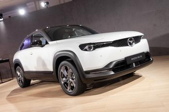 Mazda MX-30 2019