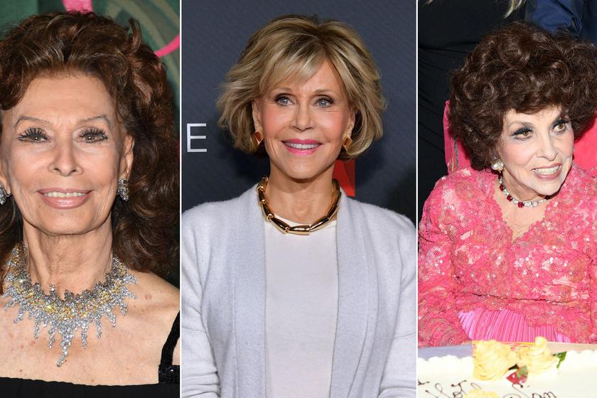 Egykor a világ legszebb női voltak, 80 év felett is gyönyörűek Hollywood igazi dívái